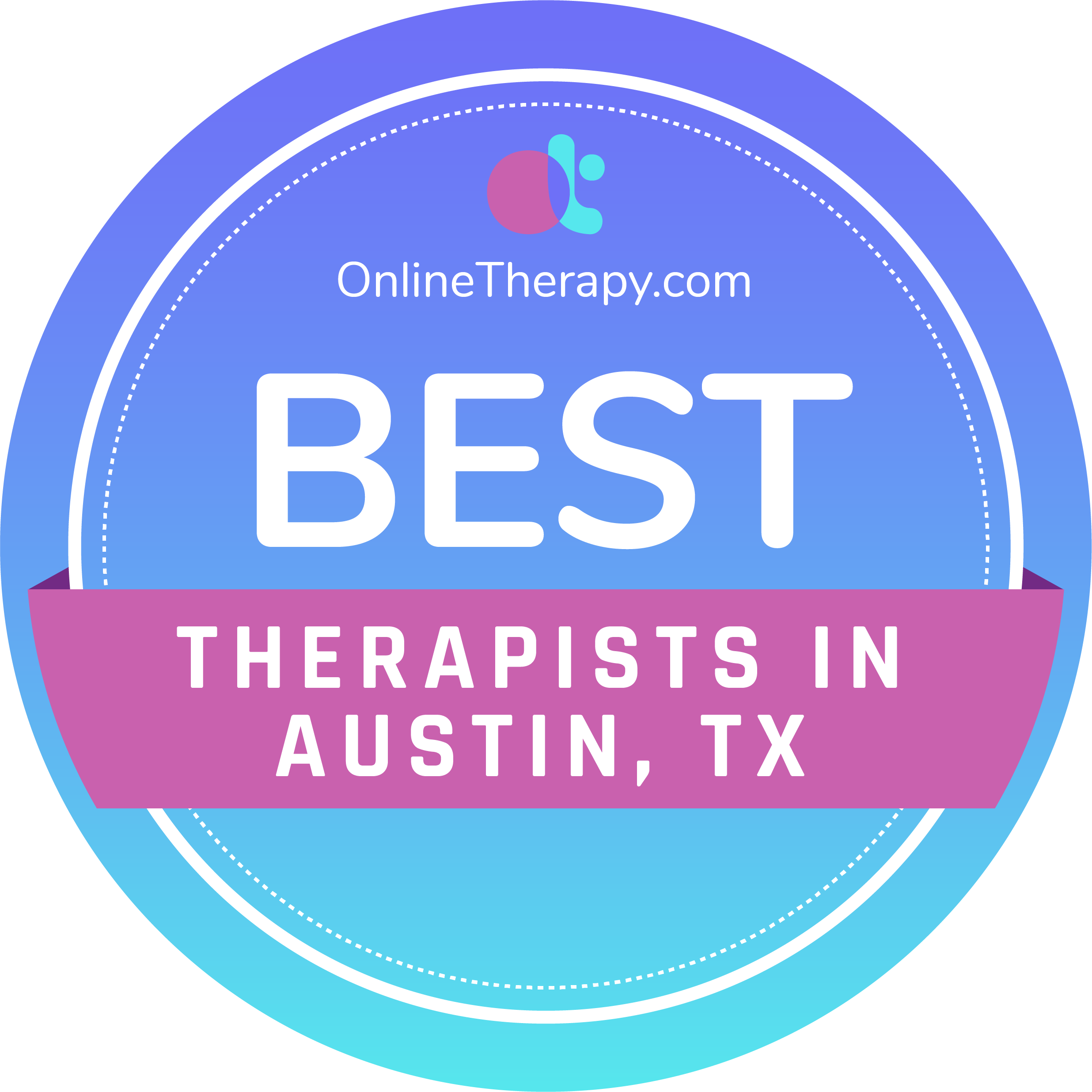 You are currently viewing Dr. Racine Named Best OCD Therapist in Austin, Texas by OnlineTherapy.com